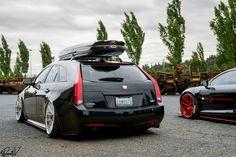 Cadillac CTS Vsport wagon