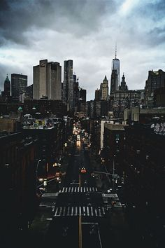 New York City Feelings - Lower East Side by raylivez