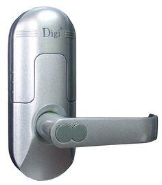 details about fingerprint door lock keypad lock home office left hand