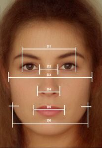 Why do people think symmetrical faces would make us perfect? Symmetrical faces are not a natural look and here we can see why Face Anatomy, Anatomy Drawing, Color Draw, Pencil Drawings, Art Drawings, Facial Proportions, Poses References, Realistic Drawings, Drawing Techniques