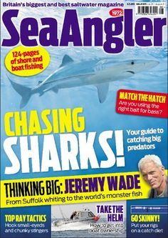 Magazine Subscriptions and Single Issues Sea Fishing, Kayak Fishing, Fishing Boats, Fishing Magazines, Music Magazines, Sea Angling, Magazine Titles, Monster Fishing