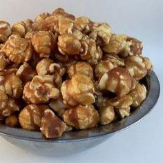 Sea Salt Caramel Gourmet Popcorn