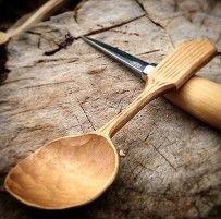 eating spoon...
