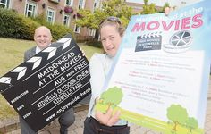 A record number of blockbuster hits will be beamed onto the silver screen as Maidenhead at the Movies returns. The free event, which begins tomorrow and runs until Sunday, will showcase four films a day Free In, Films, Movies, Activities For Kids, Cinema, Sunday, Boards, Entertaining, Number