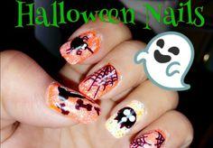 My Halloween Nails 2015
