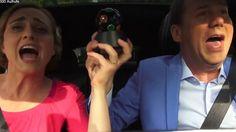 """Caren Miosga und Jens Riewa: So schräg klingen Tagesschau-Sprecher beim """"Carpool Karaoke"""" - http://ift.tt/2aPs208"""