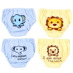 Boys Disney Character Underpants Briefs Underwear 5 x Pairs Pack 100/% Cotton 2-8