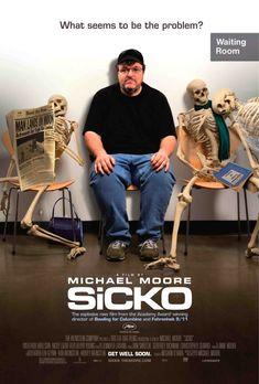 SiCKO #michaelmoore #films #movies
