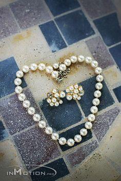 wedding jewelry.  Pearls! www.Inmotion.pro