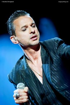 Dave Gahan @ Delta Machine Tour