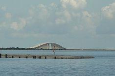 Bridge to Dauphin Island