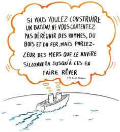 Poster séminaire équipe commerciale, 2015, par @RomainCouturier