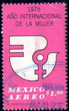 International Women's Year 1975, Mexico SC#C456 Used - bidStart (item 17433701 in Stamps... Mexico)
