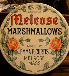 Marshmallow tin                                                                                                                                                                                 More