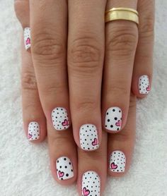 Picture  # 535  A large collection of manicure ideas (more than 1,200 images)