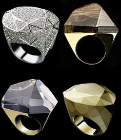 DVF power rings