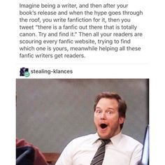 Ahhhhhh yessssss---- if I ever become a writer, I'm so totally doing this. Writing Humor, Writing Advice, Writing Help, Writing A Book, Writing Prompts, Writing Ideas, My Tumblr, Tumblr Funny, Superwholock