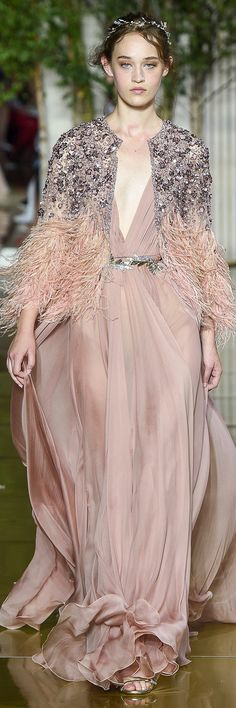 Zuhair Murad Fall Winter 2017 Haute Couture Collection