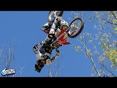 Biggest Trick In Action Sports History - Triple Backflip - Nitro Circus - Josh Sheehan - YouTube