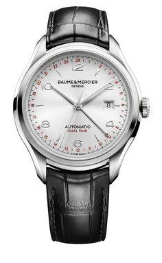 Baume & Mercier Clifton GMT