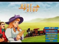Download Next Stop PC Game: http://wholovegames.com/time-management/next-stop.html Next Stop PC Game, Time Management games. All aboard! Your railroad tycoon adventure starts here! Set your business back on the track to success! Repair a dilapidated railroad and reroute from the brink of bankruptcy before it's too late! Download Next Stop game for PC for free!