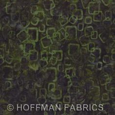 Old Country Store Fabrics - Hoffman Batiks - Green - Old Country Stores, Green Books, Dublin, Outdoor Blanket, Bali, Fabrics, Painting, Tejidos, Painting Art