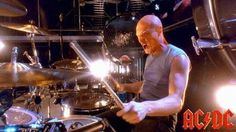 RDR News Flash - AC/DC Drummer Chris Slade to Host Drum Clinic in Dublin http://ow.ly/MaM6K