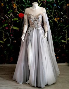 Fairytale Dress, Fairy Dress, Ball Dresses, Ball Gowns, Prom Dresses, Elf Kostüm, Kleidung Design, Instagram Baddie, Fantasy Gowns