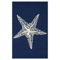 Starfish 8' x 10' Indoor/Outdoor Rug