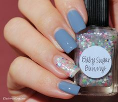 Essie Truth or Flare Lynnderella Baby Sugar Bunny