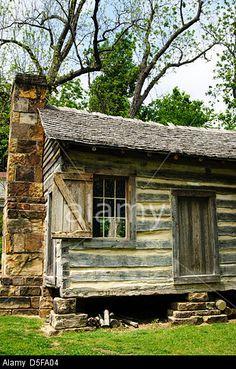 Log Cabins 1850 - Bing Images