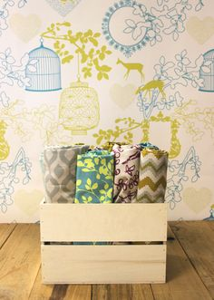 Design Team creates feel good fabrics that are influenced by people and cultures within South Africa, offering fabric per meter, made up products and wallpapers Habitats, Fabric Design, South Africa, Decorative Boxes, Fabrics, Gift Wrapping, Textiles, Wallpaper, Create