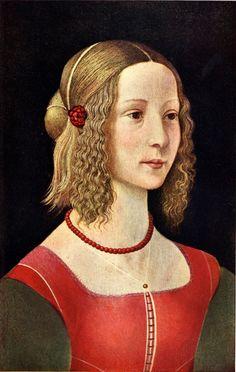 портрет 15 века - Поиск в Google