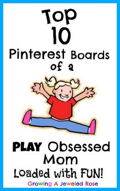 The BEST Pinterest boards for finding fun and educational activities for kids!  With pinners from all over the world, these boards are LOADED with fun!