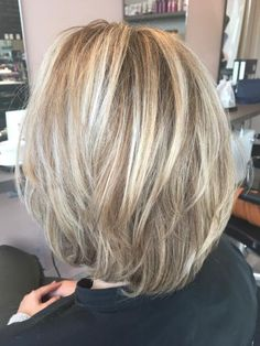 Lots of layers and highlights