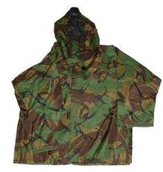 DPM PVC Waterproof Jacket - Grade 1