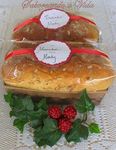 saboreando a vida: Pão Doce com Passas