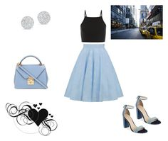 """Daily"" by elena-maharea on Polyvore featuring Mark Cross, GUESS, Anne Sisteron, Street and daily"