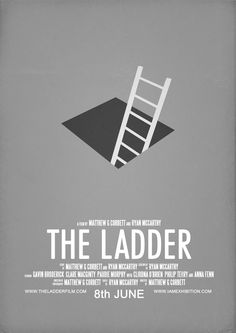The Ladder Poster by Matt Corbett, via Behance Ladder, Behance, Poster, Stairway, Ladders, Billboard