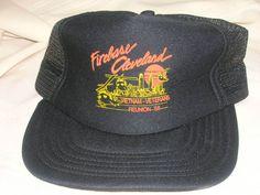Vietnam Veterans Reunion 1988 Firebase Cleveland Hat ProFit Made in USA #ProFit #BaseballCap