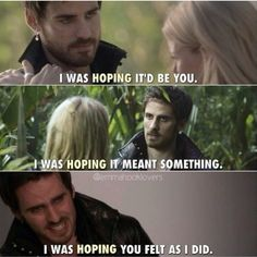 """...You deserve a happy ending Emma, and happy endings always start with hope."" --Snow"