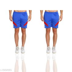 Checkout this latest Shorts Product Name: *Attractive Men's Short* Fabric: Polyester Pattern: Checked Multipack: 2 Sizes:  28 (Waist Size: 28 in, Length Size: 26 in)  30 (Waist Size: 30 in, Length Size: 26 in)  32 (Waist Size: 32 in, Length Size: 26 in)  34 (Waist Size: 34 in, Length Size: 26 in)  Country of Origin: India Easy Returns Available In Case Of Any Issue   Catalog Rating: ★4 (400)  Catalog Name: Attractive Men's Shorts CatalogID_900835 C69-SC1213 Code: 413-5954569-147