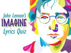 "Quiz: Do You Know The Lyrics To John Lennon's ""Imagine?"""