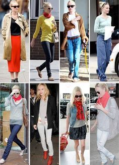kate bosworth & her style.