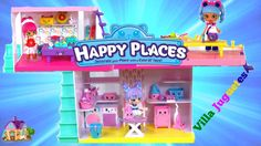 Happy Places 2 Sala de Juegos y lavanderia + Happy Places Pijamadas