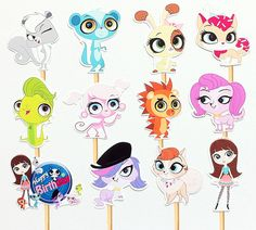Hey, I found this really awesome Etsy listing at https://www.etsy.com/listing/186094651/12-littlest-pet-shop-birthday-party