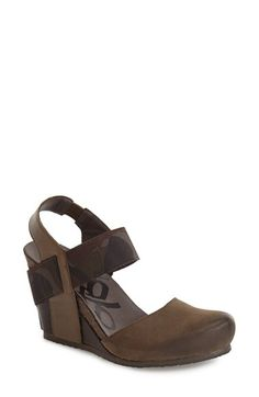 OTBT 'Rexburg' Wedge Sandal (Women) available at #Nordstrom