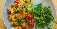 Well Worn Whisk: a blog about family food & country living : Baked prawn and chorizo risotto