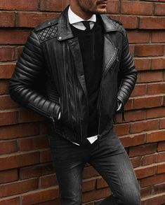 Our favourite leather jacket brand will be in Copenhagen next weekend from  the April+ in Oslo from the of May d8de21ba91