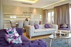 Home Room Design, Interior Design Living Room, Living Room Designs, Bedroom Furniture For Sale, Sunroom Furniture, Furniture Stores, Modern Furniture, Mermaid Room Decor, Purple Rooms